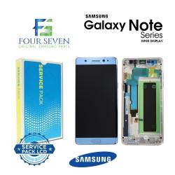 N930 Lcd Blue