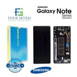 N950 Lcd Black