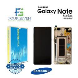 N950 Lcd Gold