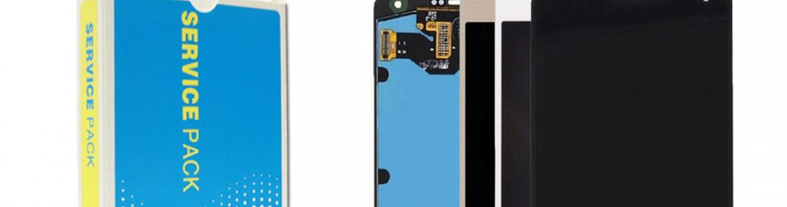 A700 Service Pack Lcd