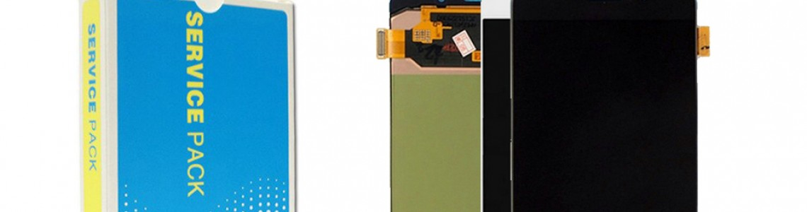 A710 Service Pack Lcd