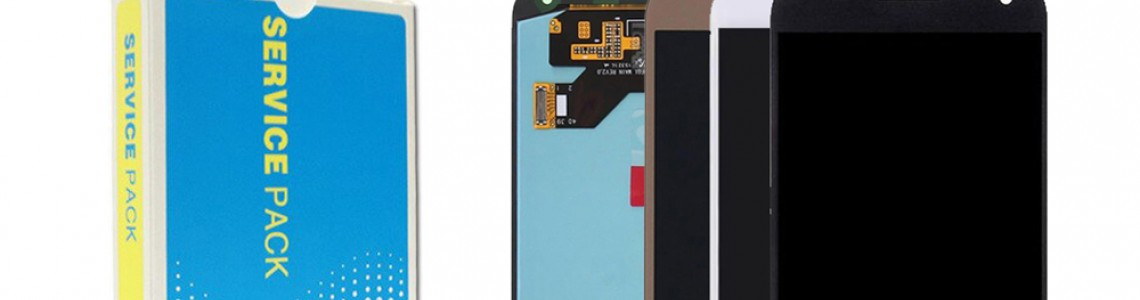 E500 Service Pack Lcd