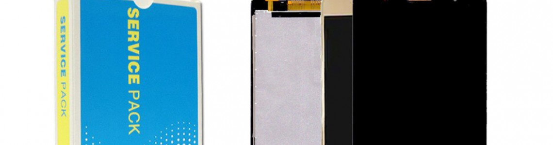 G615 Service Pack Lcd